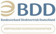 BDD Bundesverband Direktvertrieb Logo